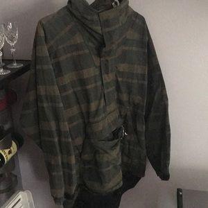 Vintage Burton snowboard jacket